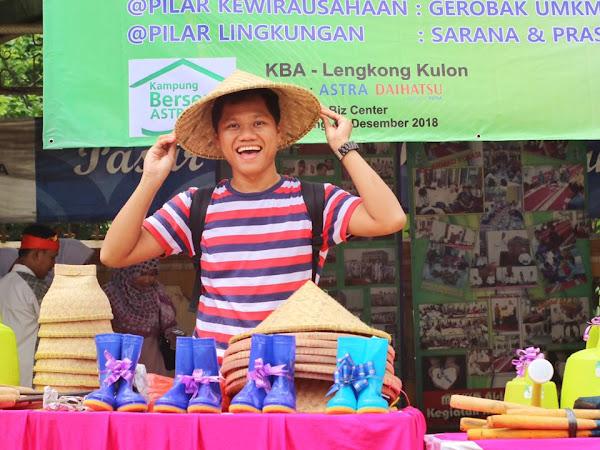 Belajar Dari 'Masa Lalu' di Kampung Berseri Astra Lengkong Kulon