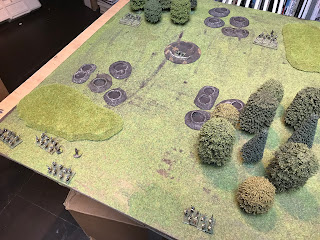 A British Platoon attacks a German strongpoint in 1918