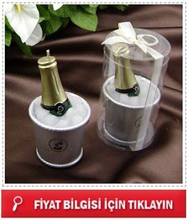Şampanya Mum