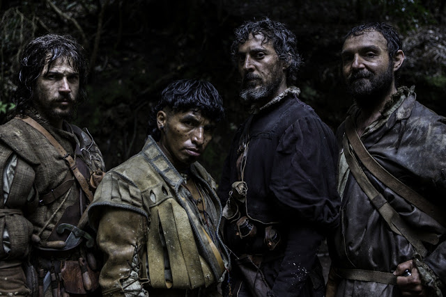 Finaliza el rodaje y nuevas imágenes de 'Oro', de Agustín Díaz Yanes