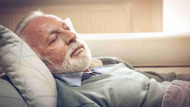 تعلم النوم خلال دقيقتين فقط