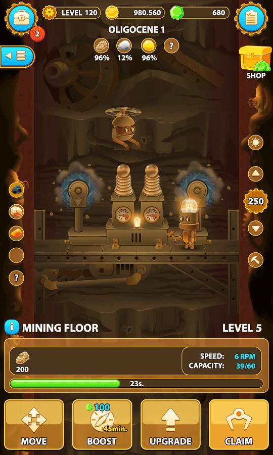 Deep Town Mining Factory MOD Dinheiro Infinito 4.9.1