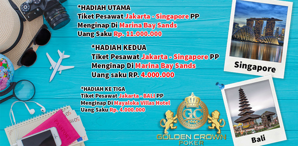 Golden Crown Poker Online Asia | Poker CC, Agen Dewa Poker