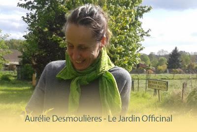 Le jardin officinal d'Aurélie