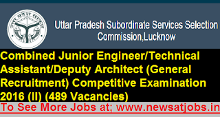 upsssc-489-engineer-Recruitment-2017