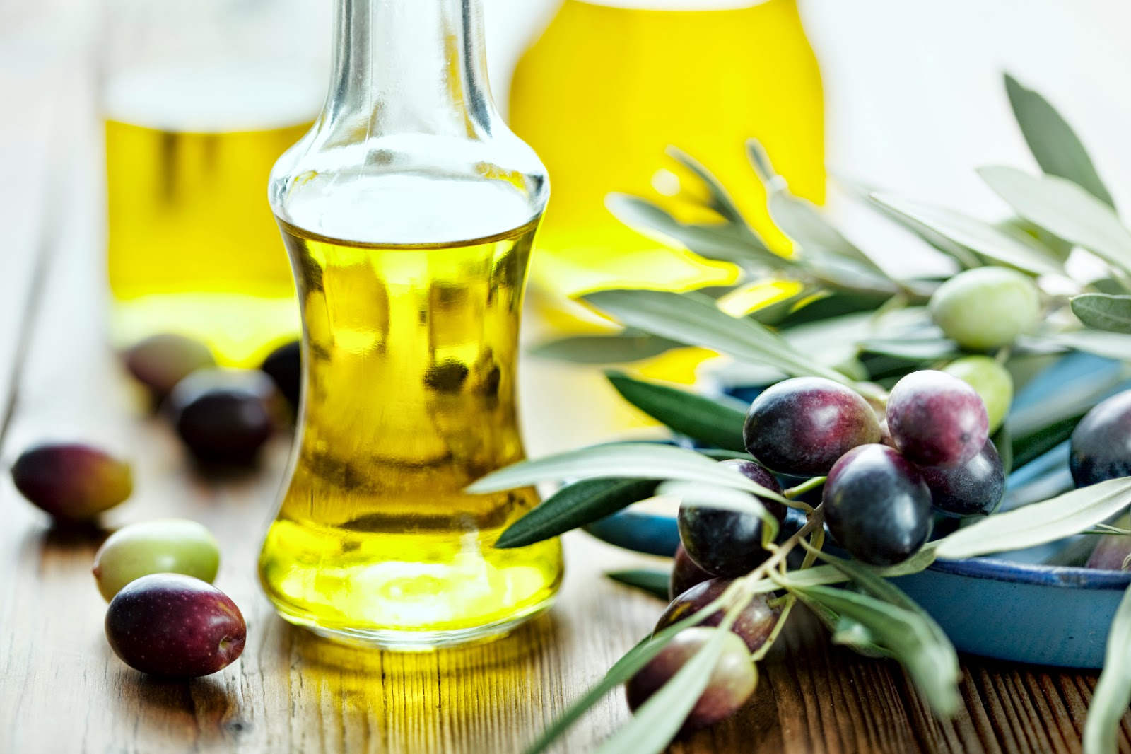 Olive Oil (Get It Into Your Diet)