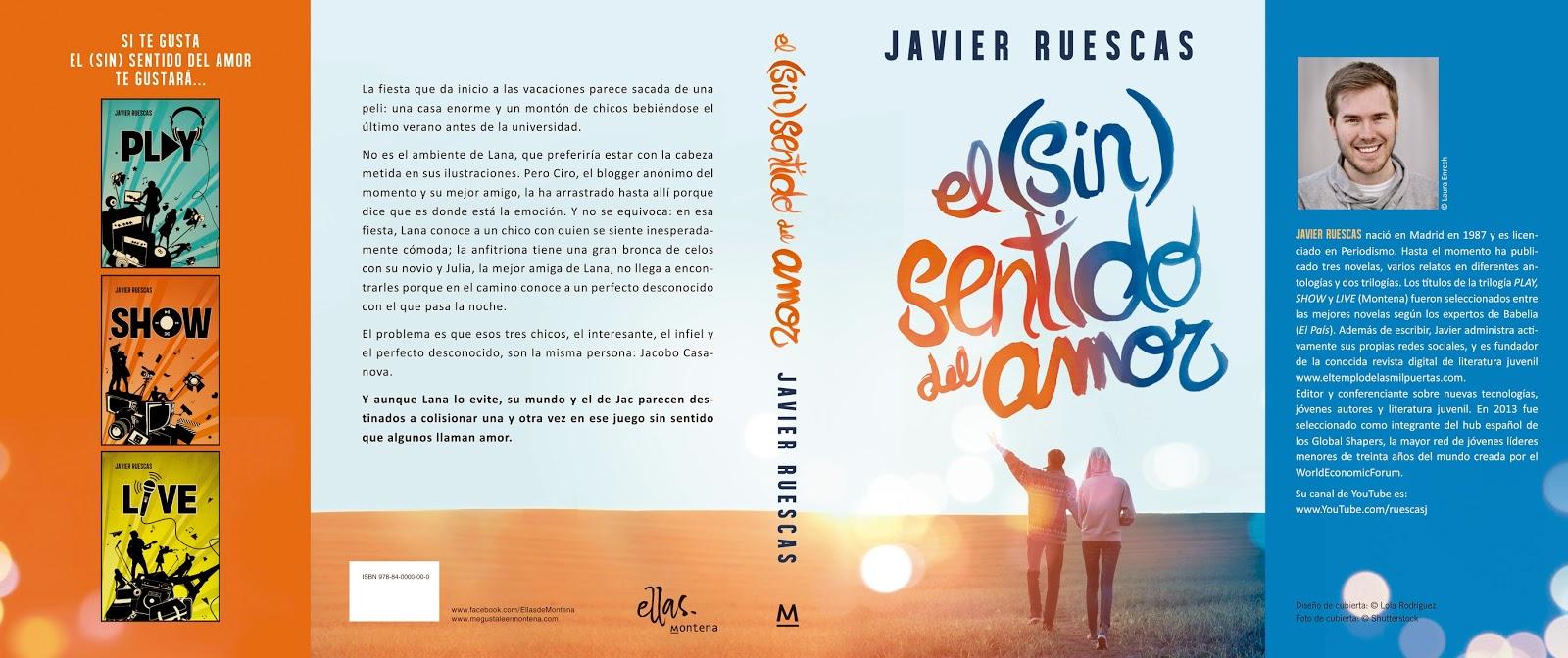 Recorrido de ''El (Sin) Sentido del Amor'', de Javier Ruescas