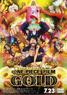 Download One Piece Gold 2016 WEBDL BluRay 480p Subtitle Indonesia