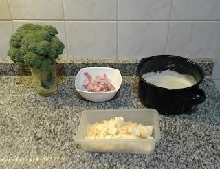 Brócoli Gratinado Con Bacon Y Queso