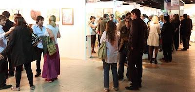 Nueva edición de la Feria Arte Espacio en San Isidro