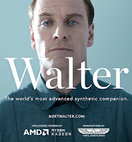 "Cooce a Walter - ""Alien: Covenant""."