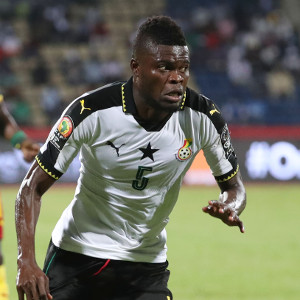 Thomas Partey evitó con su gol la derrota de su equipo, pero Ghana está casi fuera de la eliminatoria Rusia 2018