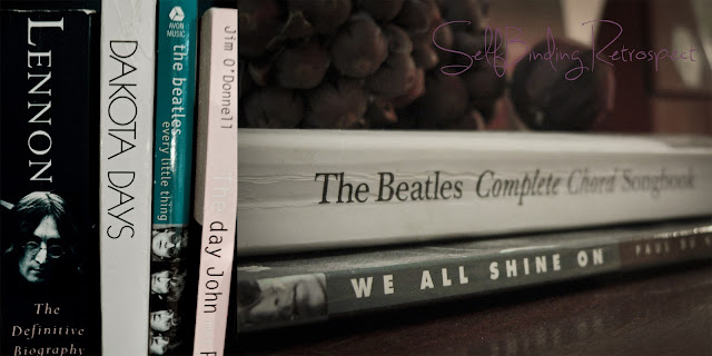 John Lennon, beatles, the beatles, books, collection