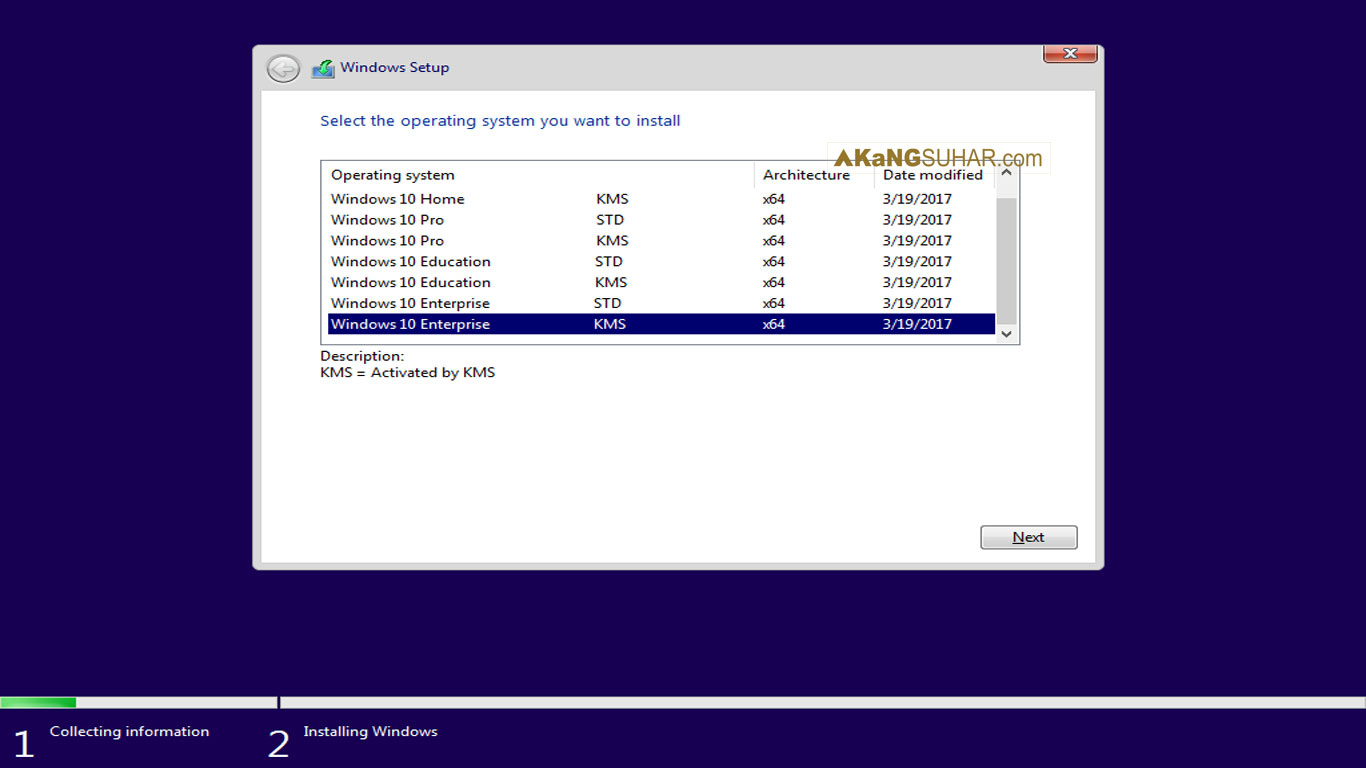 Download Windows 10 AIO 1703 Build 15063.413 June 2017 Full Version Terbaru