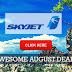 Skyjet Promo Coron, Boracay, Batanes 2016 - 2017