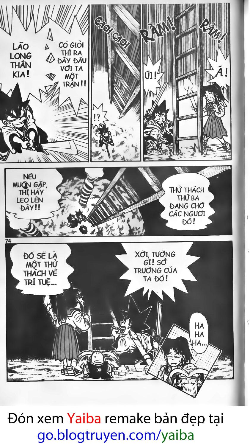 Yaiba chap 114 trang 19