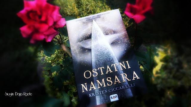 """""""Ostatni Namsara"""" Kristen Ciccarelli"""