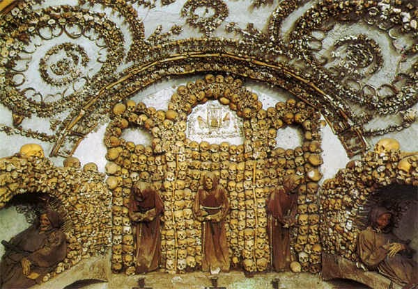 Inside the Ossuary