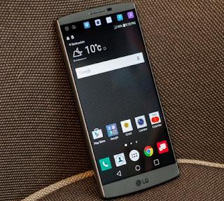 Hp Android LG Koneksi 4G LTE LG V10