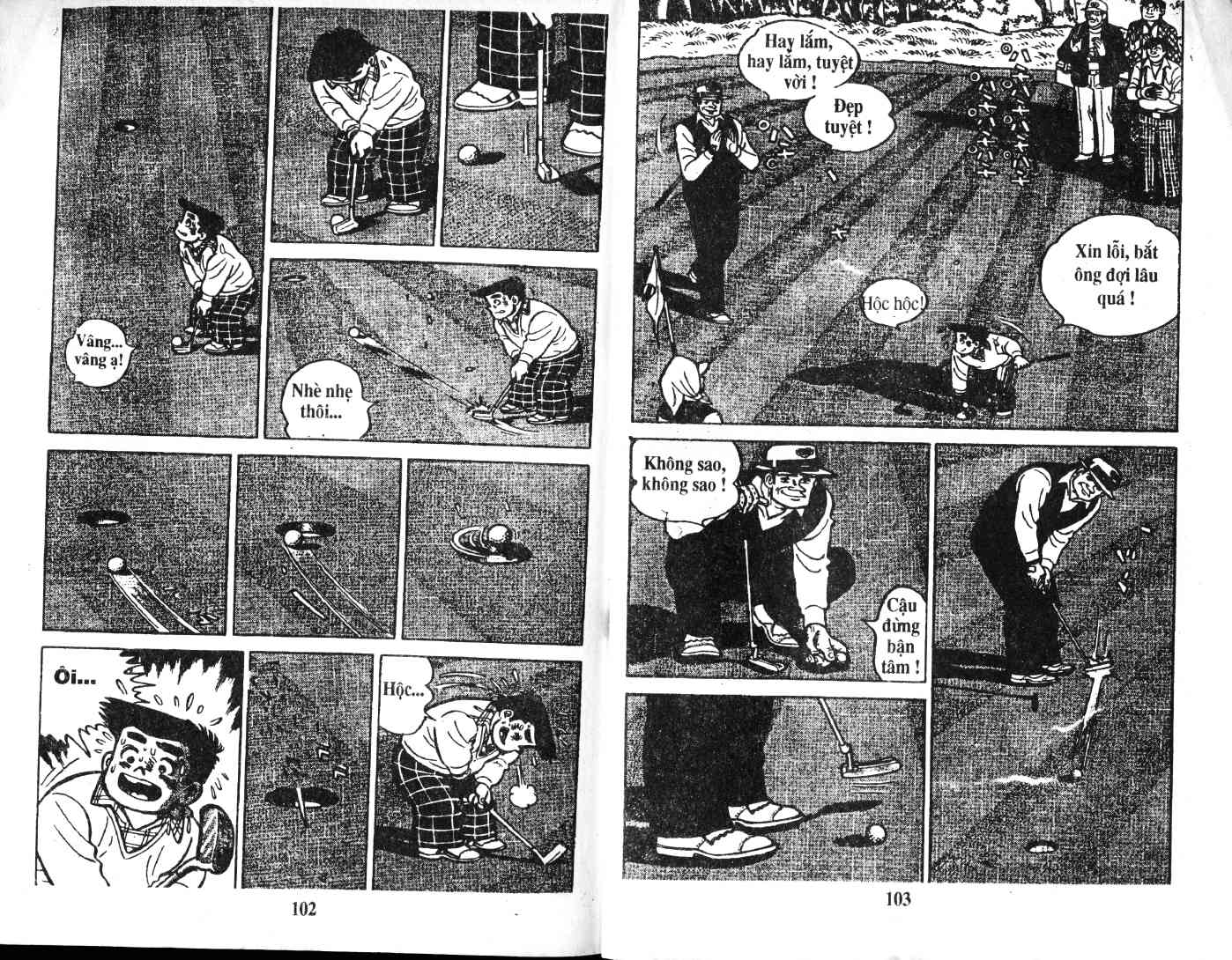 Ashita Tenki ni Naare chapter 35 trang 50