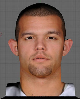 NBA 2K13 Jordan Farmar Cyberface Mod