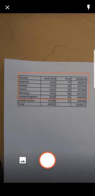 Insert Data From Picture, Đã Có Công Cụ Biến Bảng Trong Ảnh Thành Excel, Chuyển Ảnh Thành Excel, Chuyển Bảng Excel Từ Ảnh Sang File Excel, Chuyển Đổi Ảnh Thành Excel