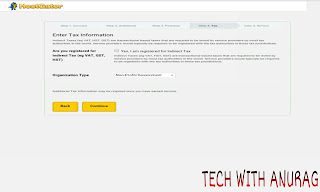 Signup Process In Hostgator