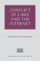 Conflict of Laws and the Internet - 2020
