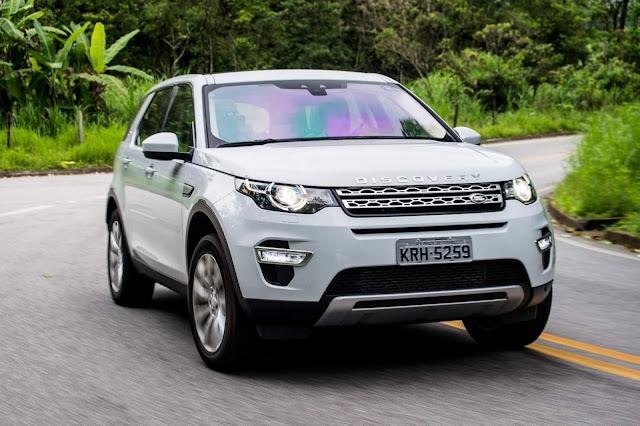 Jaguar Land Rover desenvolve nova linha de motores Ingenium para Evoque e Discovery Sport