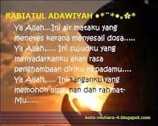 Konsep Cinta Rabi'ah Al-Adawiyah