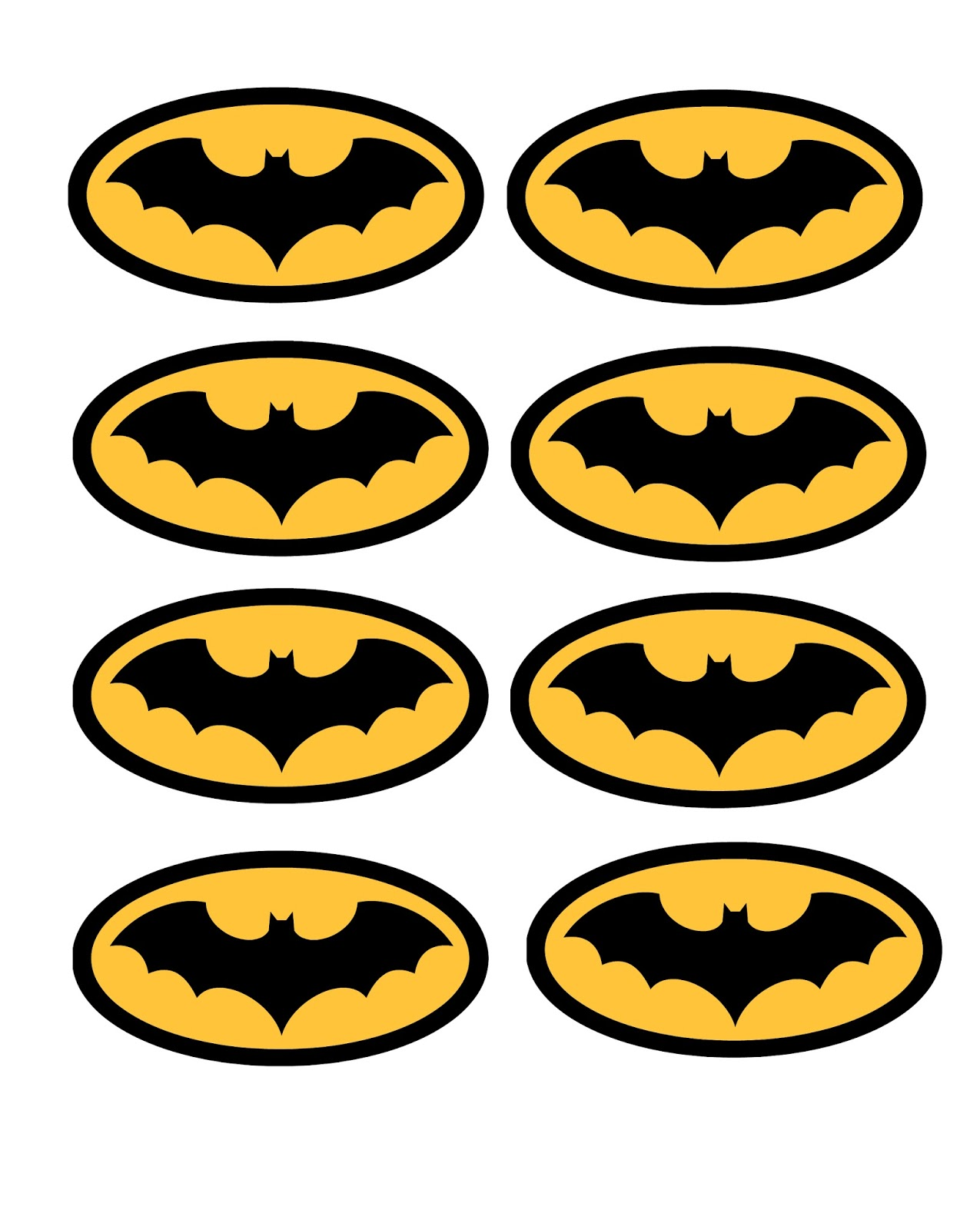Free Printable Batman Coloring Pages Pertaining To