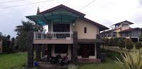 Villa Blok t4b Murah Ada halamanya
