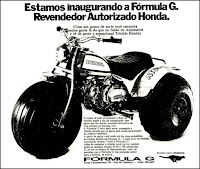 Honda, moto Honda, 1972; brazilian advertising cars in the 70s; os anos 70; história da década de 70; Brazil in the 70s; propaganda carros anos 70; Oswaldo Hernandez;