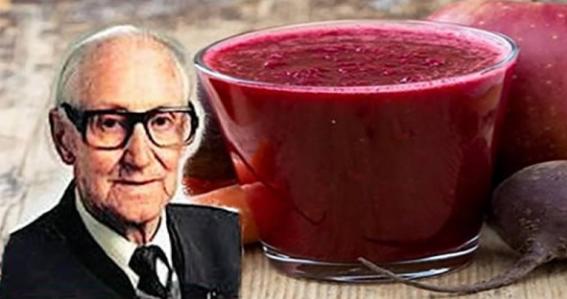 Luar Biasa! Sel Kanker Mati dalam 42 Hari Setelah Minum Jus Merah dari Dokter Ini | Berikut Hasil Penelitiannya