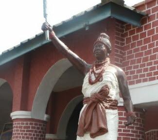 moremi liberty statue
