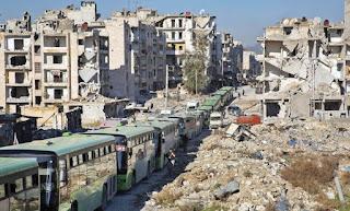 Kerry: Assad regime attacks in Aleppo 'nothing short of a massacre'