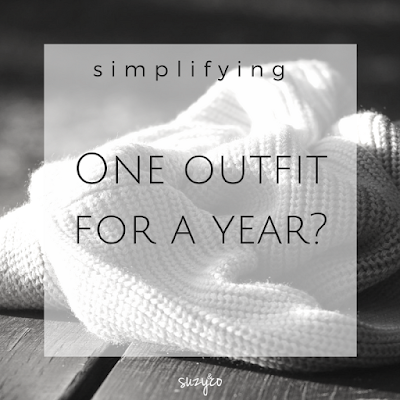 one outfit for a year