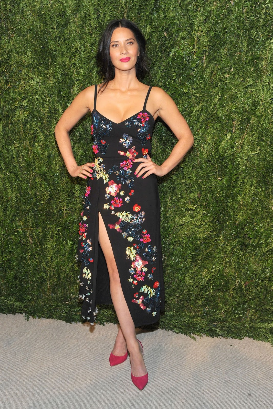Olivia Munn – 13th Annual CFDA/Vogue Fashion Fund Awards in NY