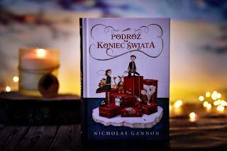 """Nicholas Gannon - """"Podróż na koniec świata"""""""