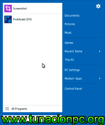 Descargar IObit StartMenu 8 Pro Final