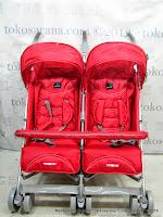 Kereta Bayi LightWeight BabyElle S2500 Trevi Twin