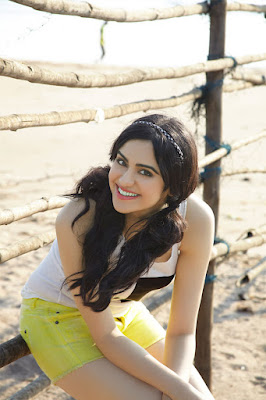Adah Sharma Beautiful Bollywood Actress  HD Wallpaper 004,Adah Sharma HD Wallpaper