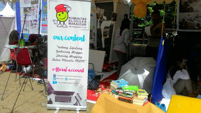 Seru-Seruan di Acara Pesta Komunitas Makassar 2016