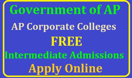 AP Free Corporate Intermediate Education Apply Onlilne @jnanabhumi.ap.gov.in AP Corporate Colleges Free Intermediate Admissions Notifications 2019 |AP/TS Free Corporate Intermediate Education Apply Onlilne @jnanabhumi.ap.gov.inhttps://www.paatashaala.in/2019/05/ap-ts-telangana-free-corporate-intermediate-education-apply-online-jnanabhumi-epass-selection-list-download.html