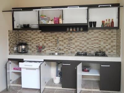 fungsi kithcen set dan pantry