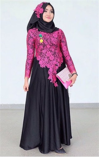 model hijab wisuda terbaru
