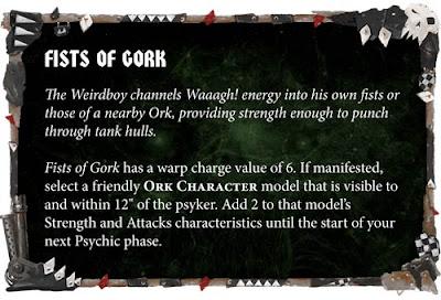 Poderes psíquicos Orkos