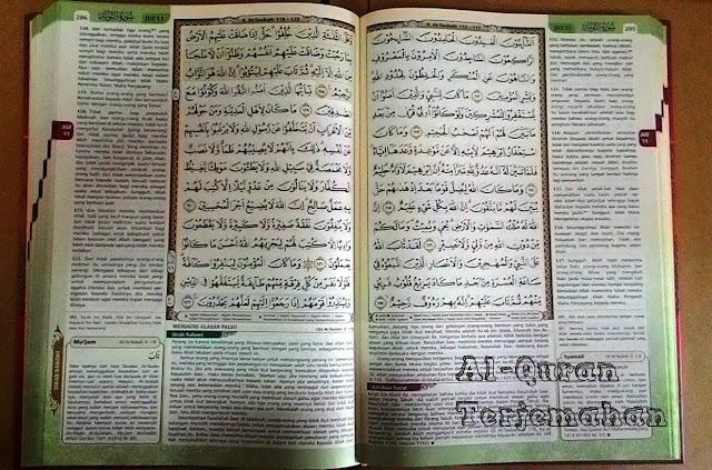 Murottal Al-quran Terjemahan