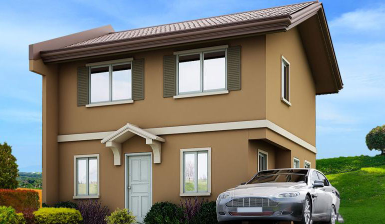Camella Dasmarinas Island Park - Dana | House and Lot for Sale Dasmarinas Cavite