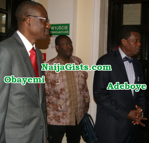 pastor adeboye forced to step down